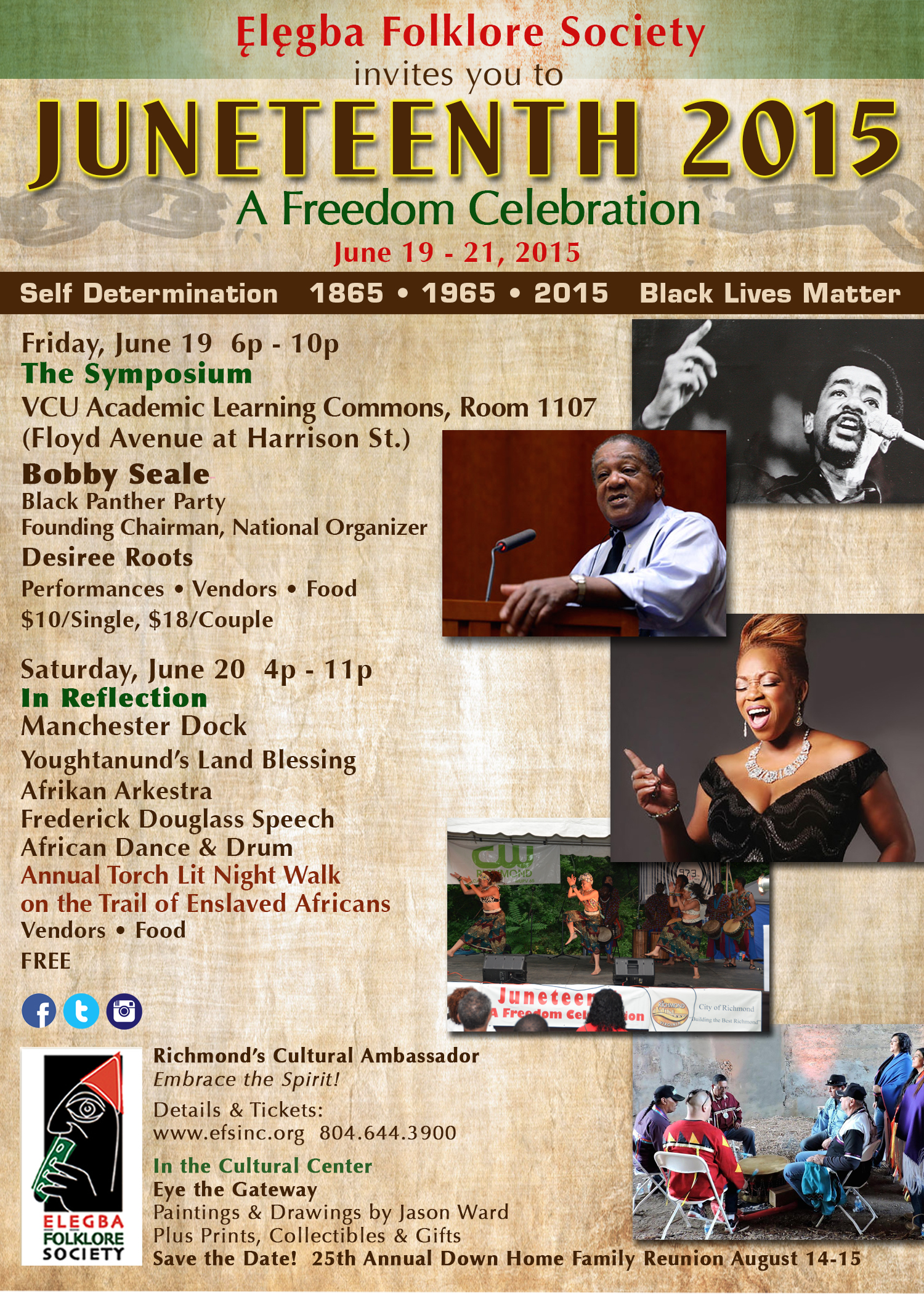 JUNETEENTH 2015, A FREEDOM CELEBRATION – THE ...