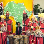 Elegba Folklore Society Performs at SCC